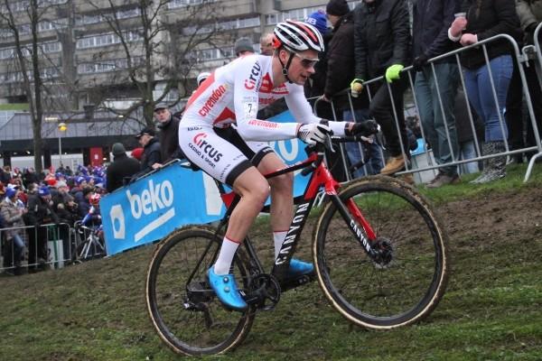 David van der Poel blijft week aan de kant
