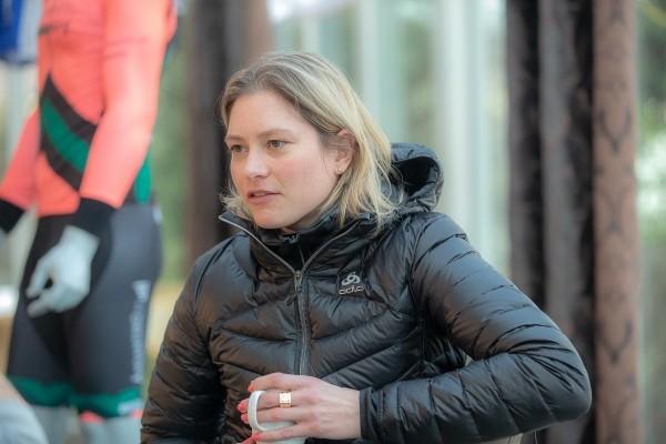 Roxane Knetemann wil genieten van afscheidsjaar
