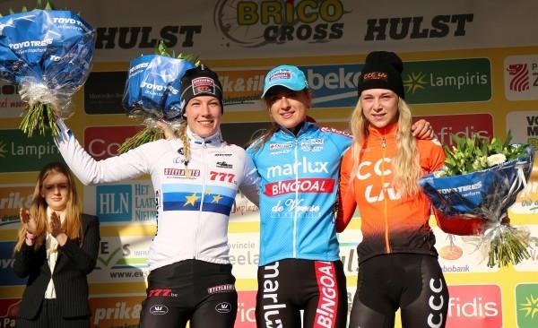 Betsema wint na Middelkerke ook Hulst