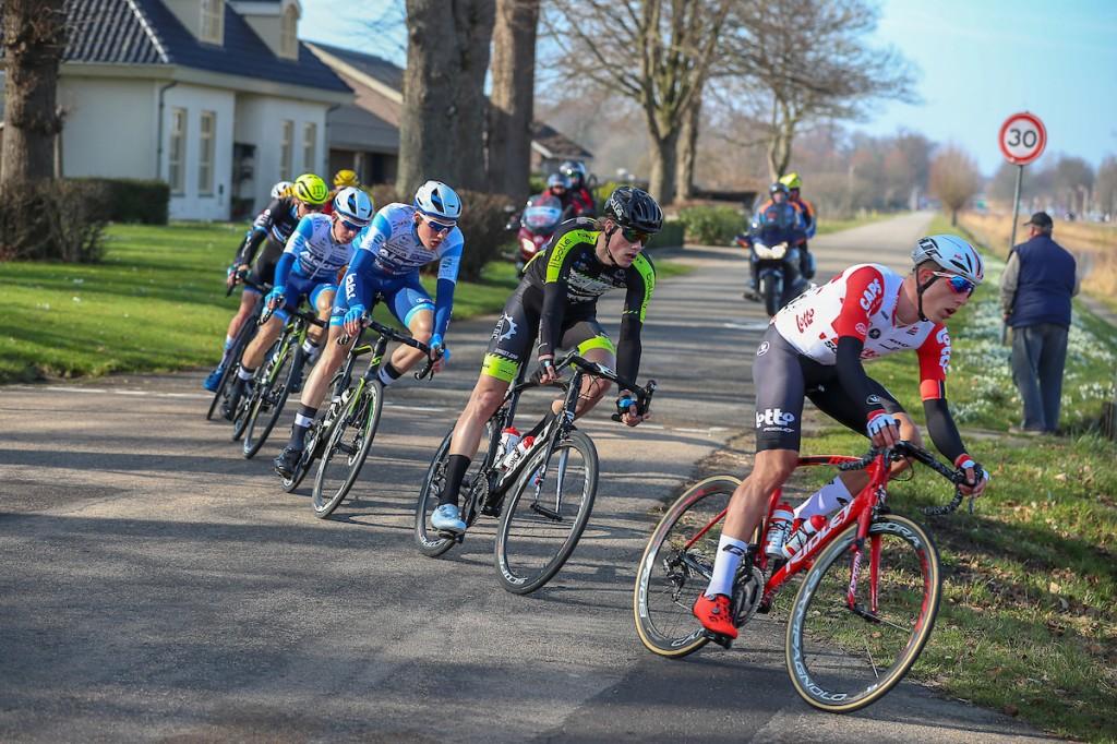 Alecto vraagt om afstand tot team bij Volta Limburg Classic