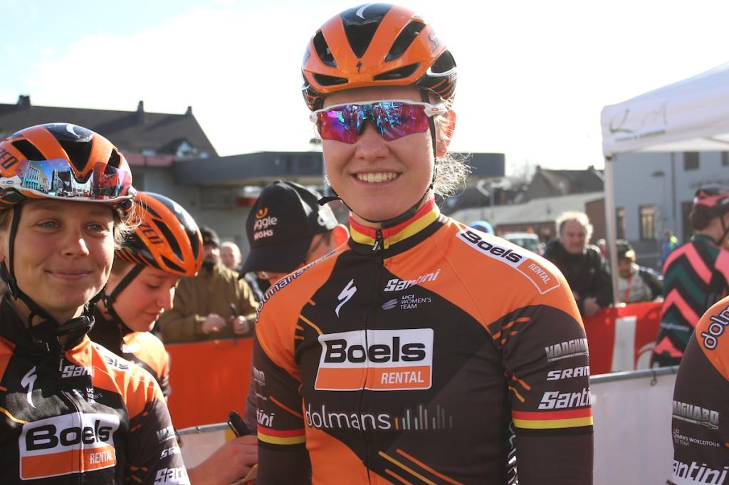 D'Hoore op startlijst Volta Limburg Classic