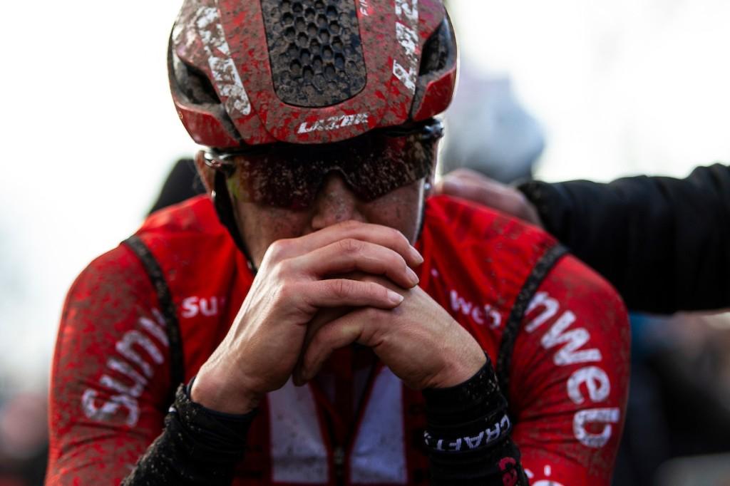 Ensing moet Amstel Gold Race overslaan