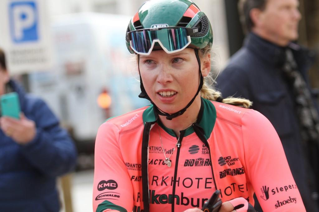 Wiebes wint opnieuw in Tour of Chongming Island