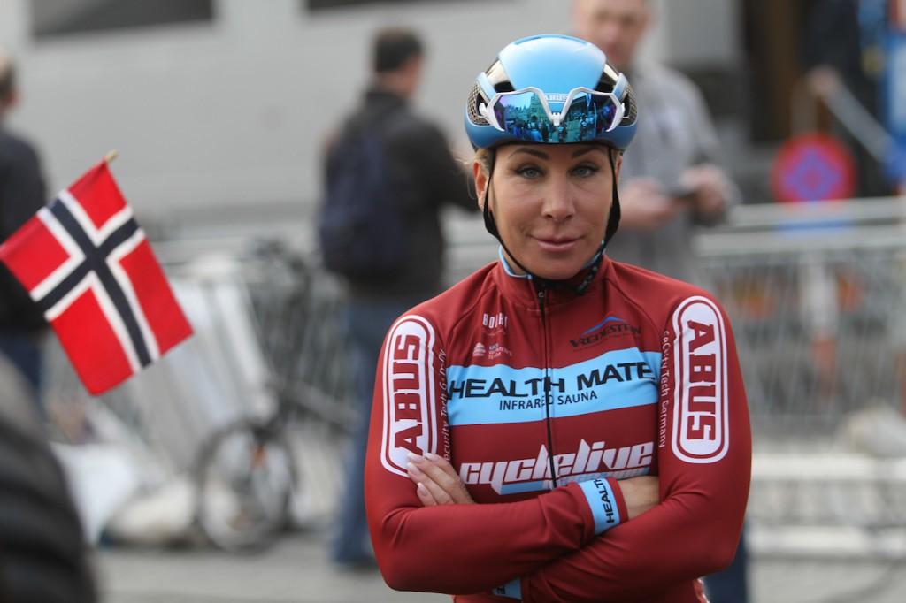 Mustonen ploeggenote Thalita De Jong