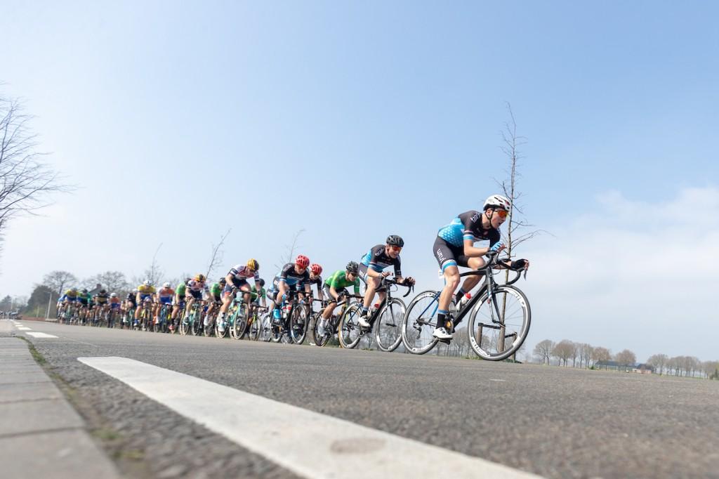 Volg de Ronde van Groningen hier van start tot finish