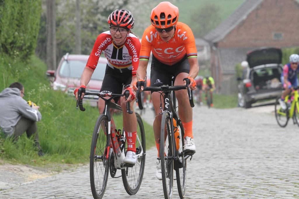 Kans op revanche voor Vos in Amstel Gold Race