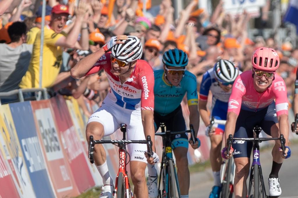 Deelnemers en rugnummers Amstel Gold Race Mannen