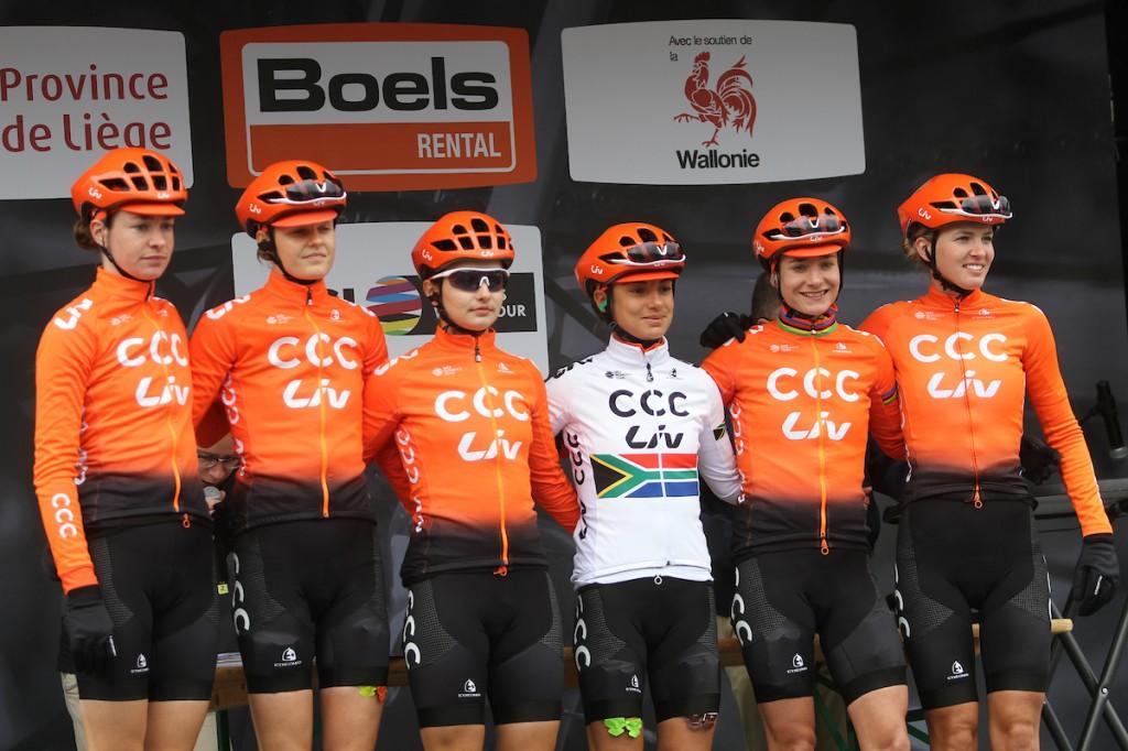 CCC-Liv wellicht onder Poolse vlag