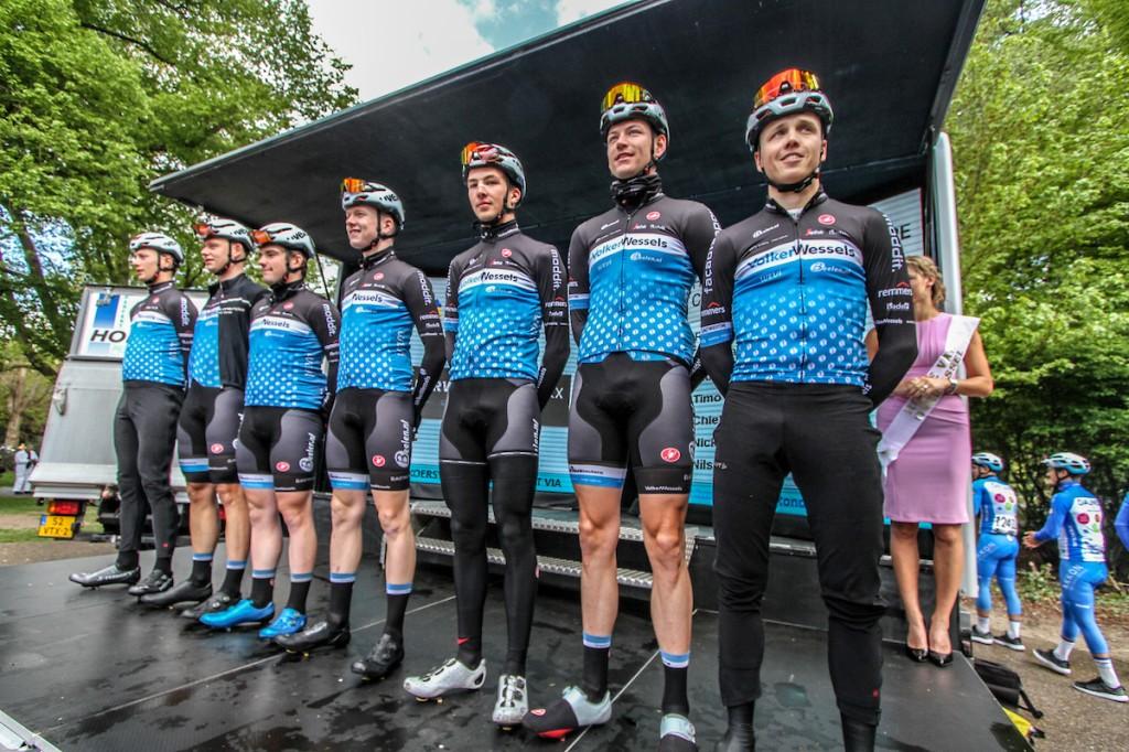 Clubteam VolkerWessels-Merckx heet Reggeborgh