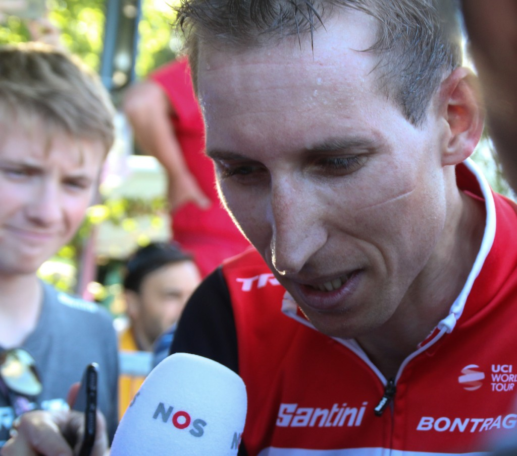 Mollema is vierde in Tourrit naar Gap