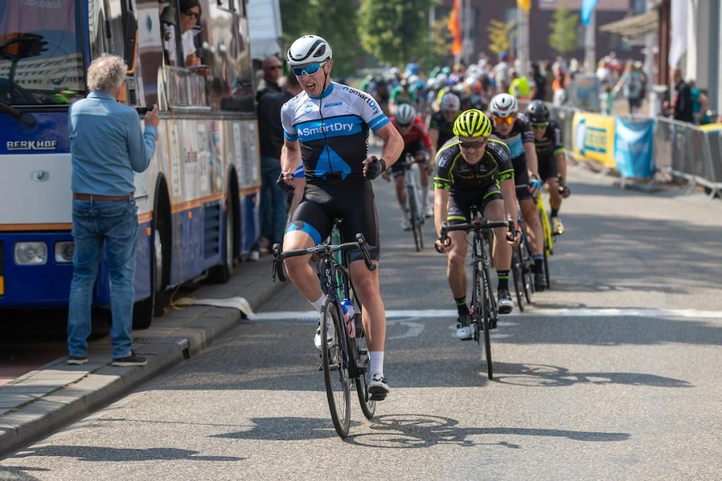 André Luijk wint Zuid-Hollandse Eilanden Tour