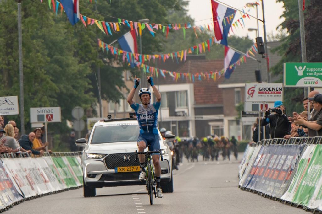 Hooghiemster wint Omloop der Kempen