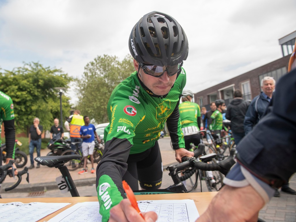 Organisatie Ronde van Drenthe zoekt 300 pennen