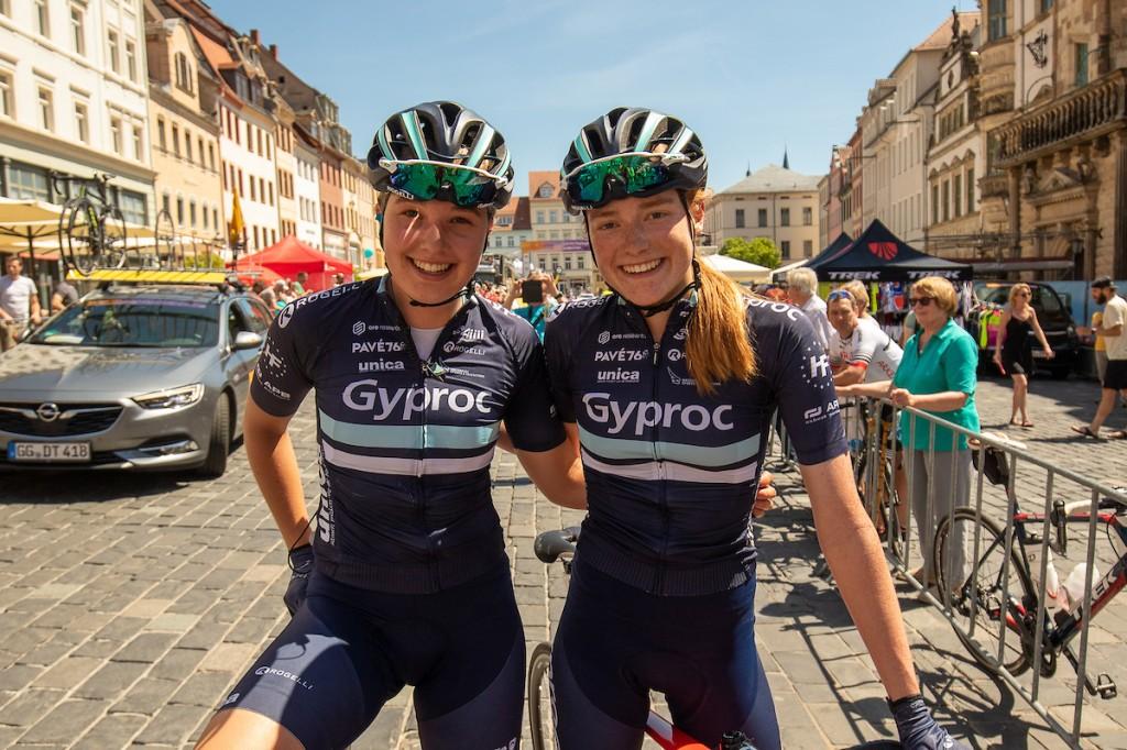 Samenstelling UCI Team Pavé76 bekend
