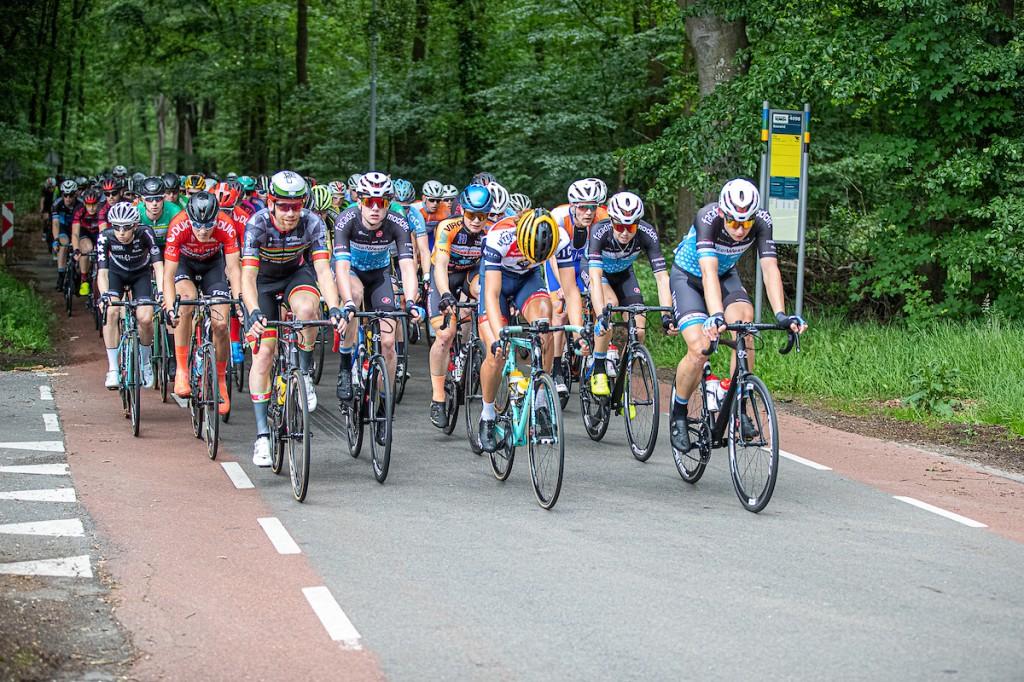 VolkerWessels-Merckx continentaal en club in 2020