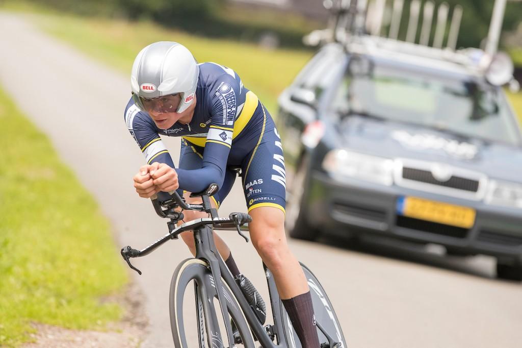 Jelte Krijnsen winnaar Zwift Beneliga competitie U23