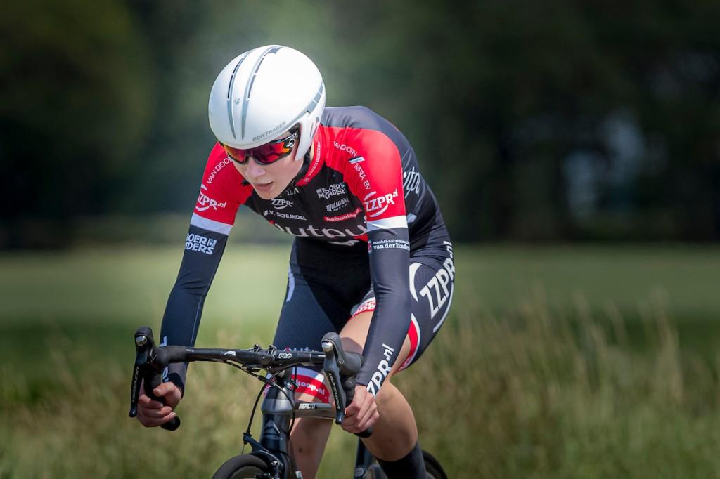Elise Uijen naar winst in Watersley Challenge