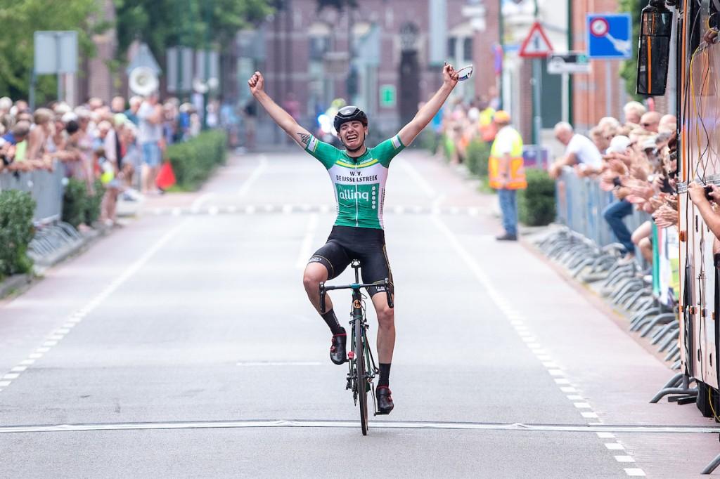 Robin Lowik Nederlands kampioen in Dongen