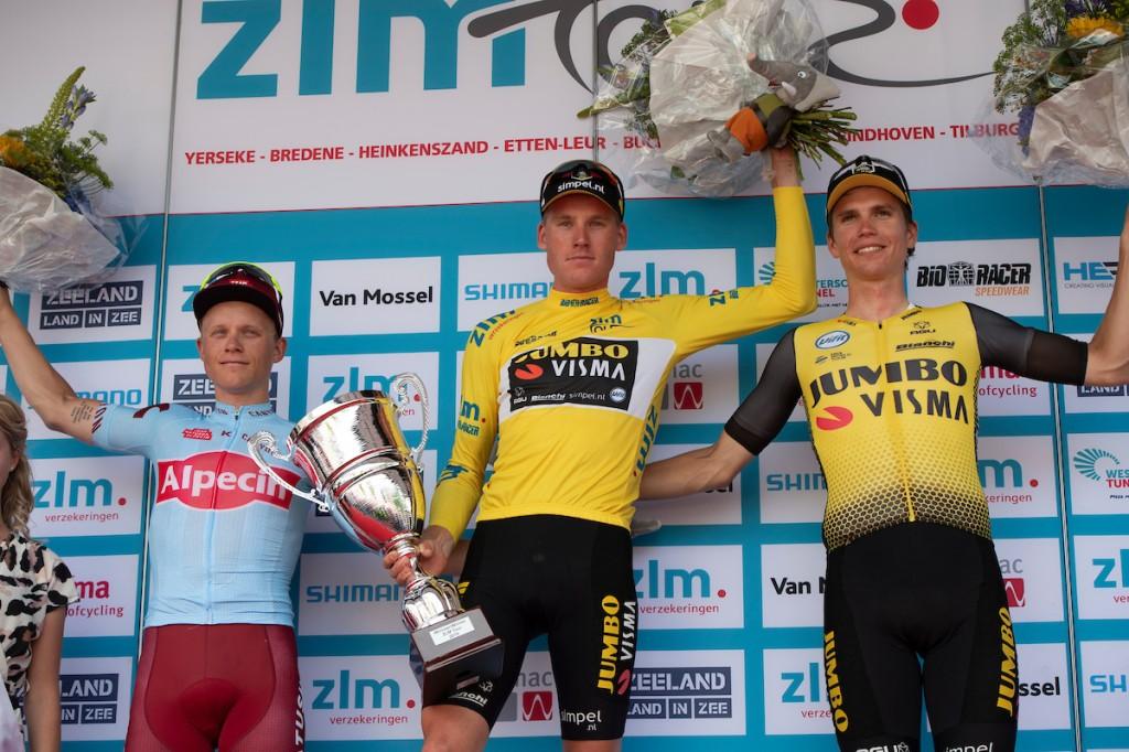 Teunissen eindwinnaar ZLM Tour