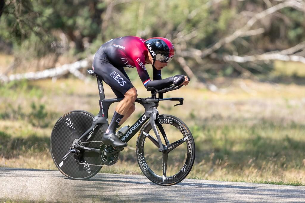 Startlijst tijdrit 5e etappe Tour de France 2021