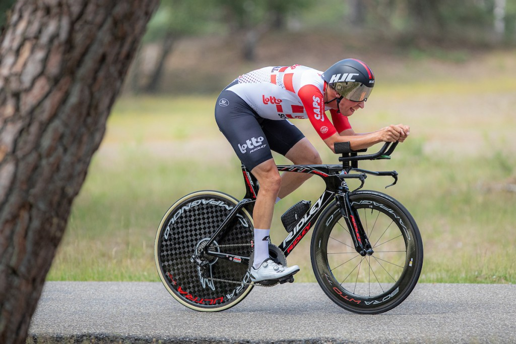 Renners Lotto-Soudal leveren loon in