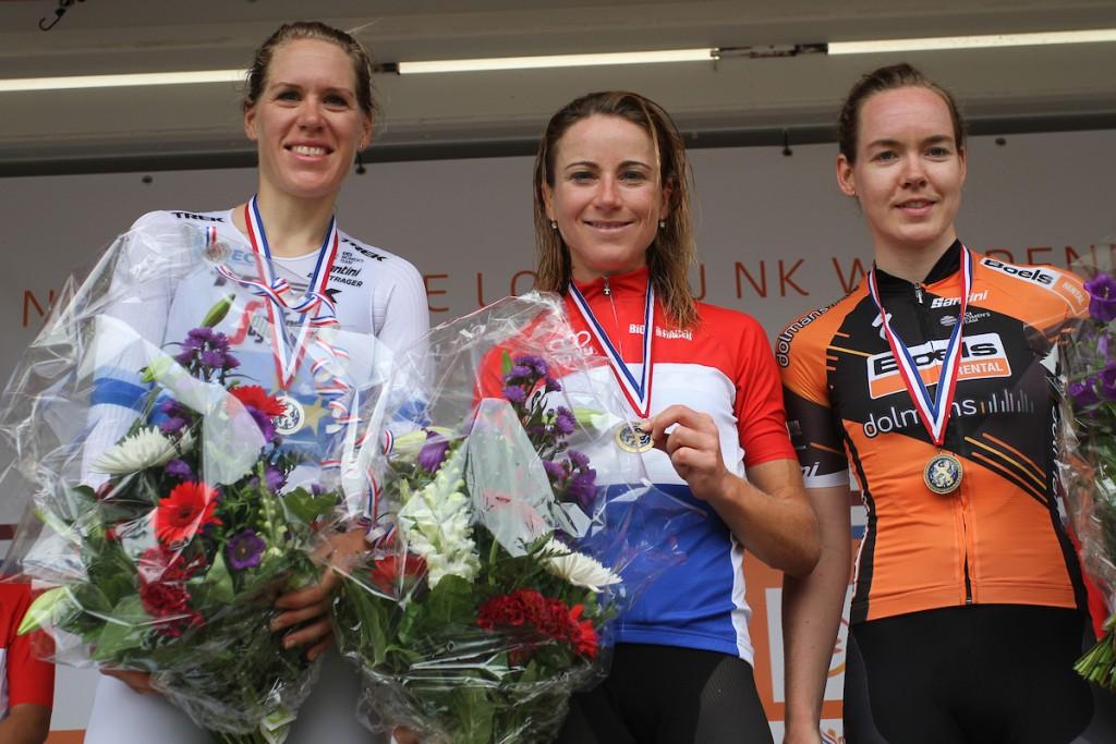 Startlijst NK Tijdrijden Emmen vrouwen