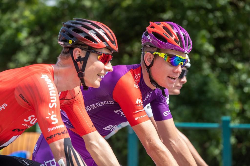 Jetse Bol is klaar voor de Vuelta