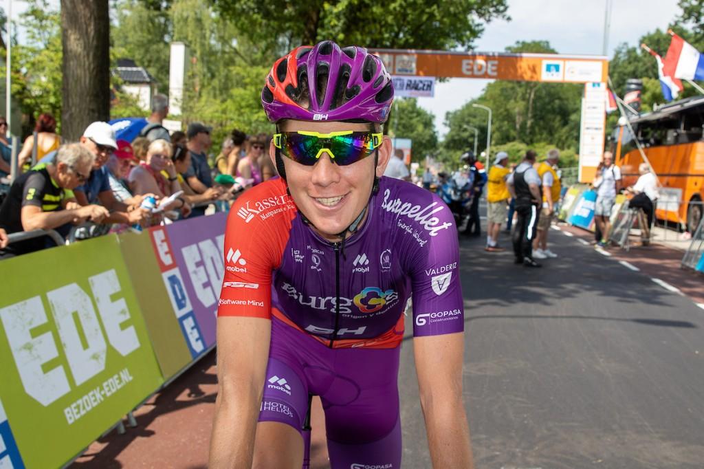 Bol is tweede in bergrit Vuelta