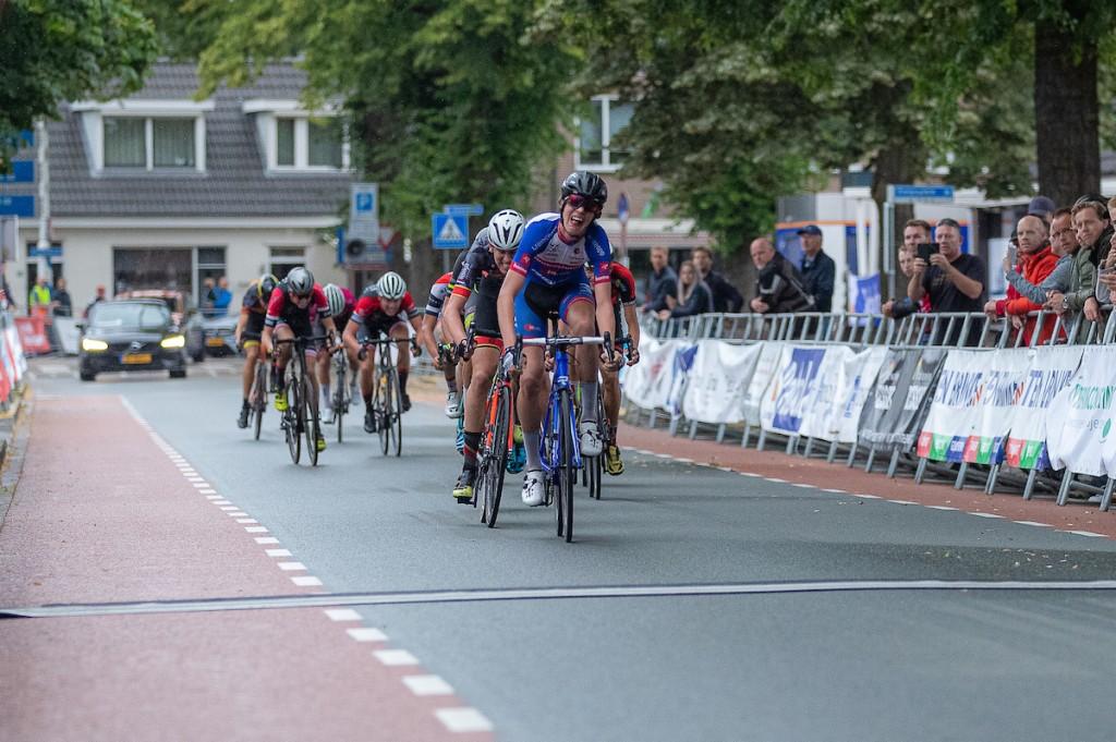 Ronde van Twente voor Madsen en Buiter
