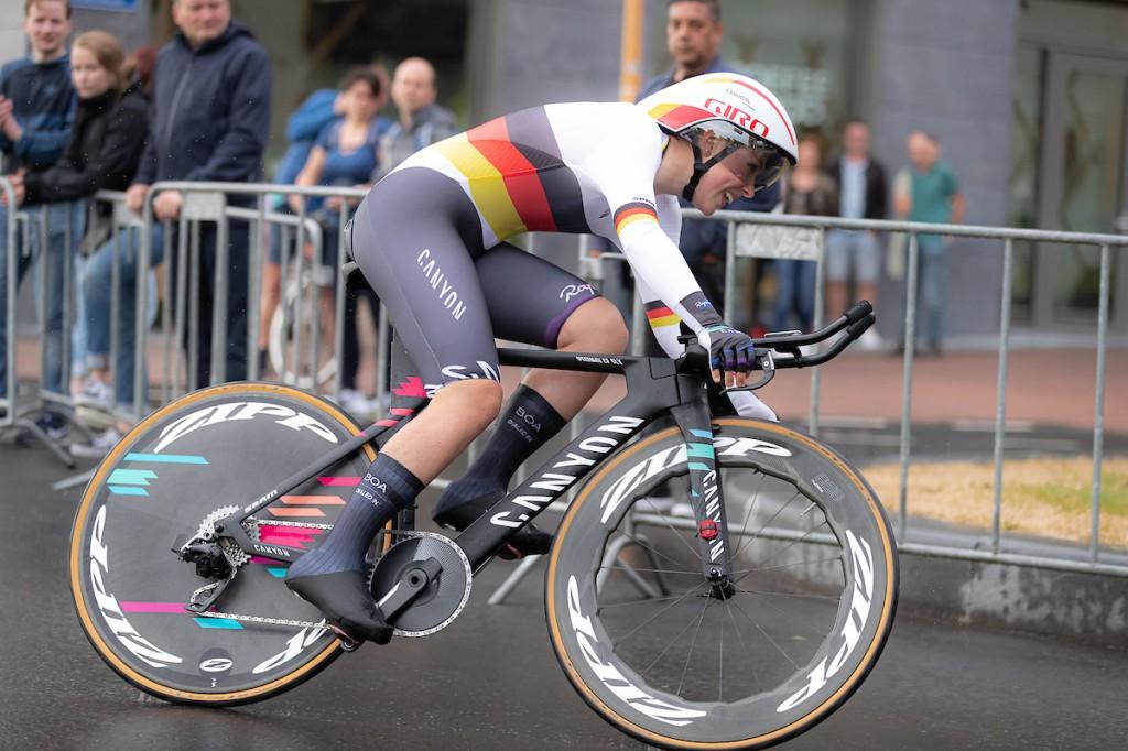 Baloise Ladies Tour voornamelijk in Vlaanderen
