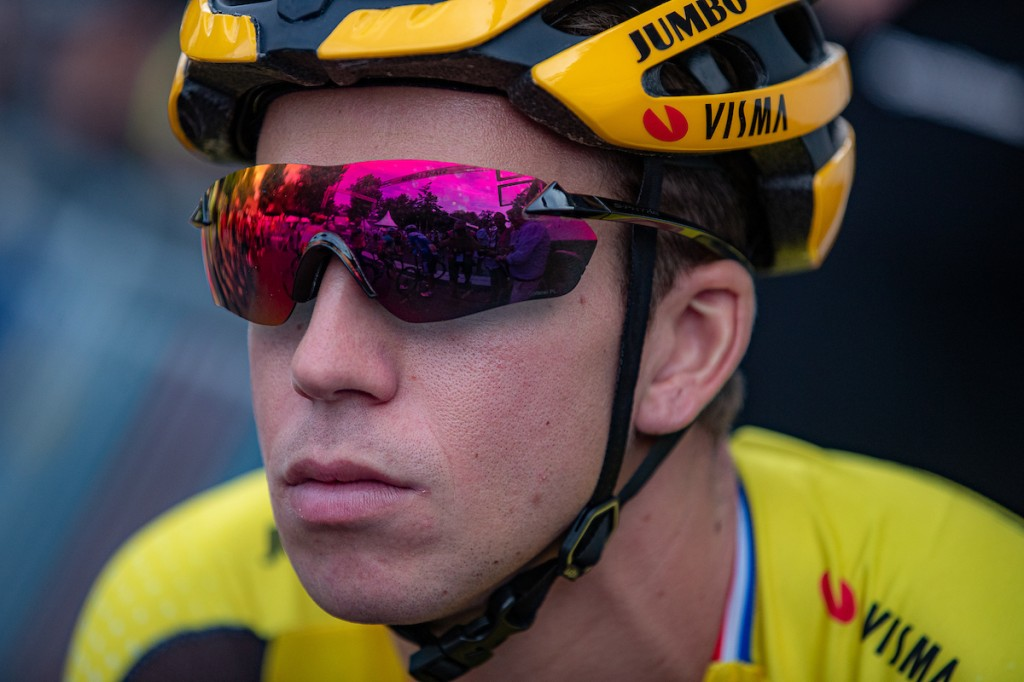 Groenewegen (vierde) ziet Merlier winnen in Giro
