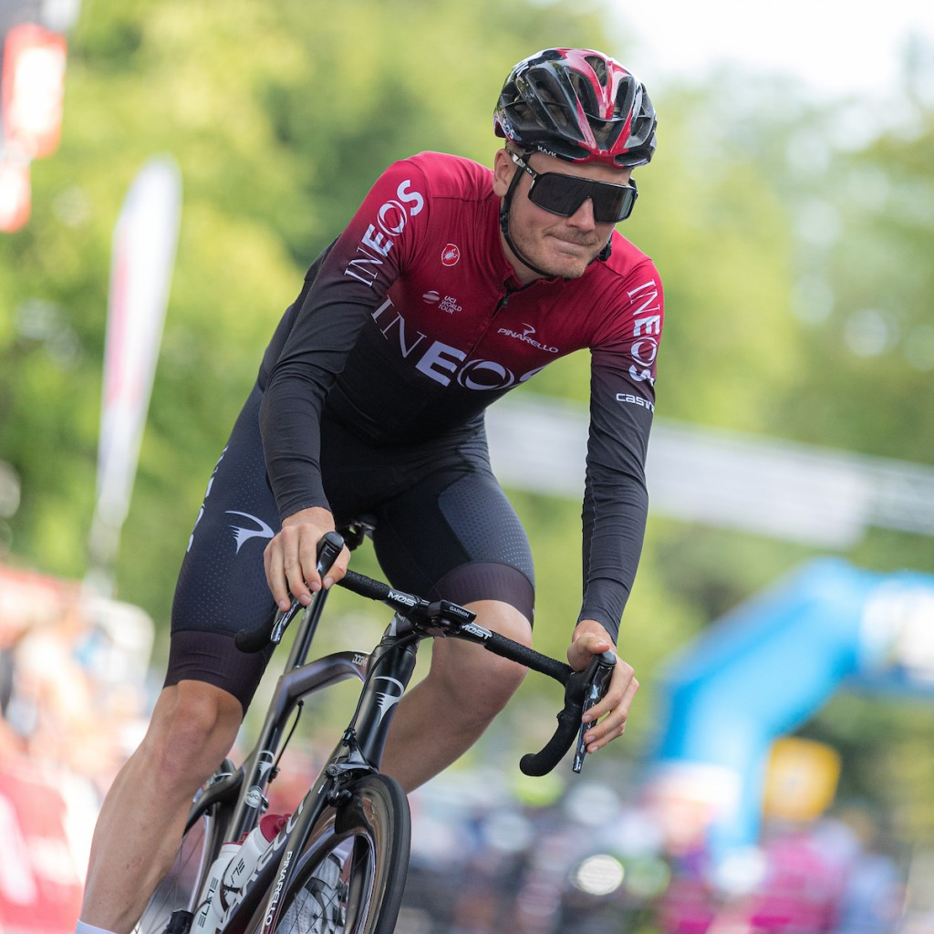 Van Baarle is vierde in Vuelta-rit naar Ourense