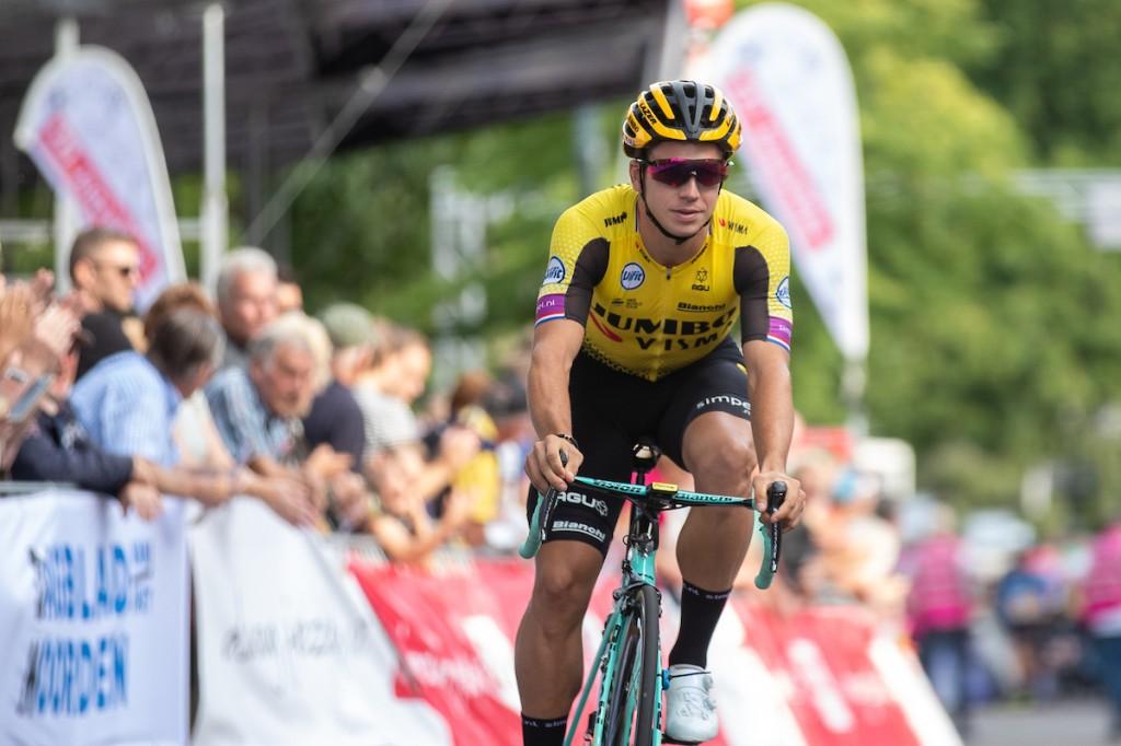 Giro: Groenewegen achtste, Ewan wint