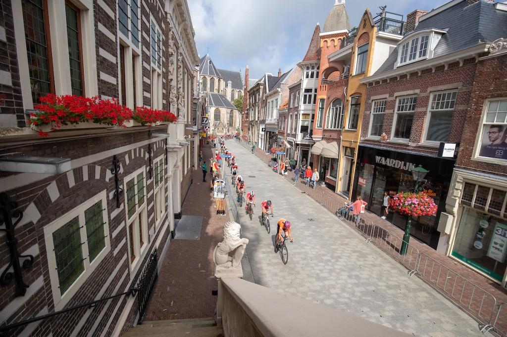Nederland mag met acht mannen en vrouwen naar Plouay
