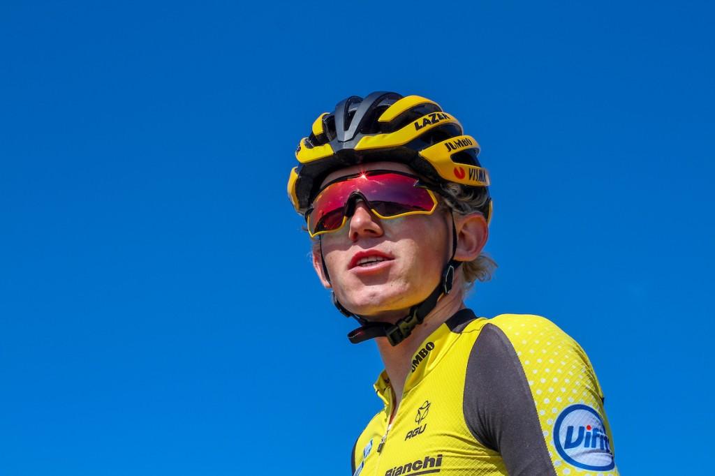 Jumbo-Visma mist aanval van de dag in Giro