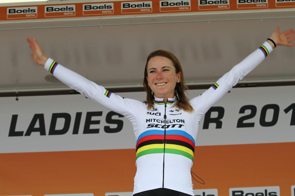 Boels Ladies Tour: proloog voor Van Vleuten