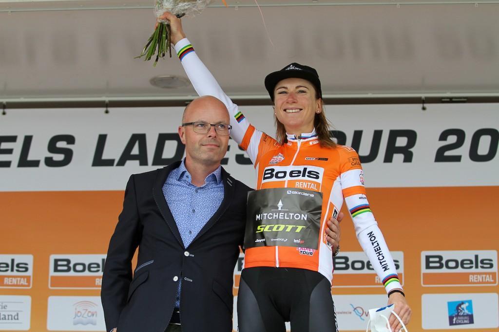 Boels Ladies Tour bereidt ronde 2020 voor