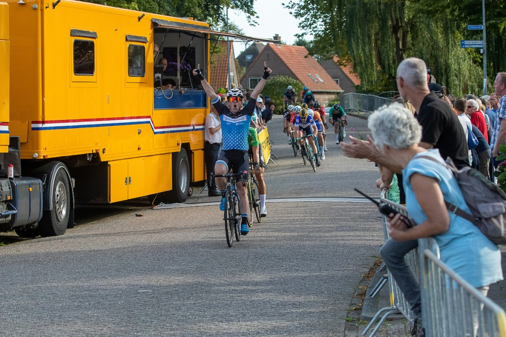 Blummel wint omloop finale clubcompetitie (+video)