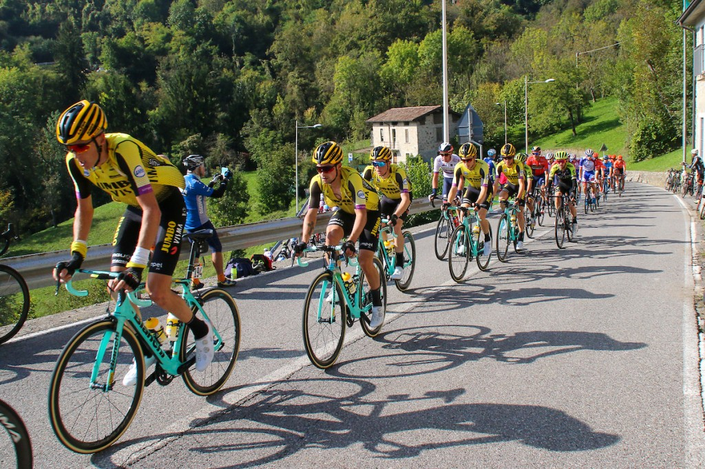 Roglic wint Vuelta, Ackermann slotrit