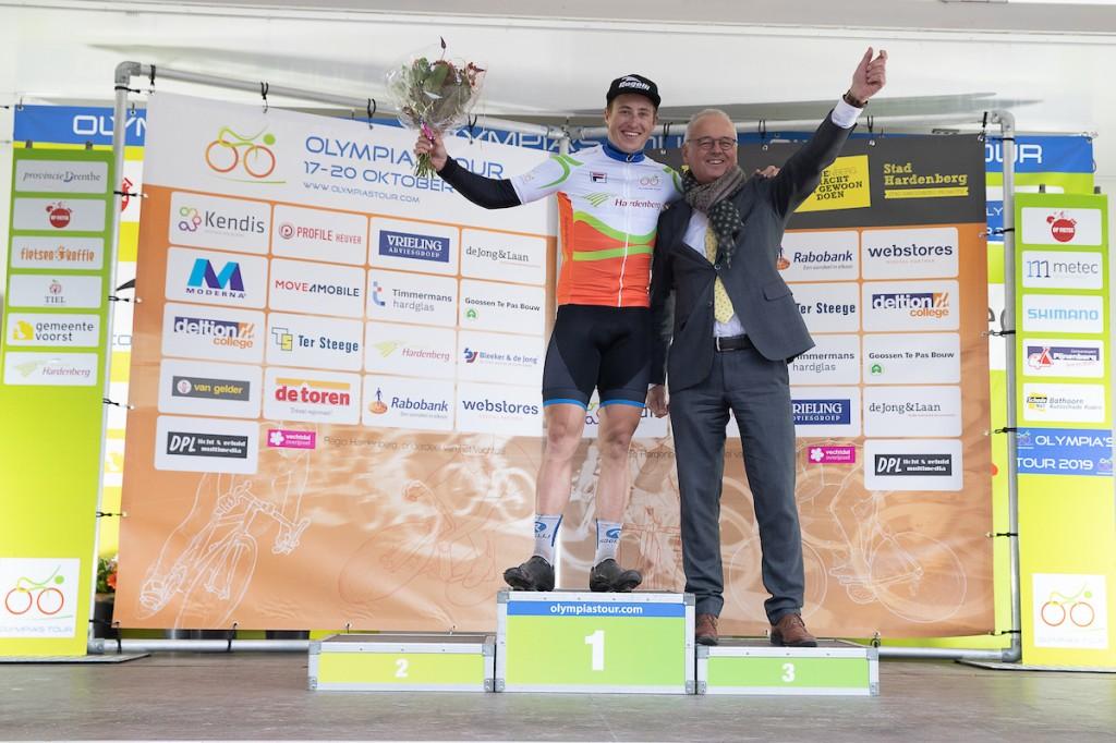 De Kleijn wint openingsrit Ronde van Turkije