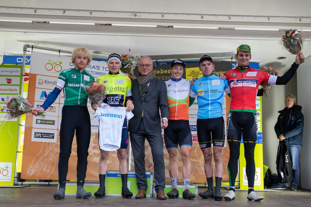 Olympia's Tour neemt etappeschema mee naar 2021