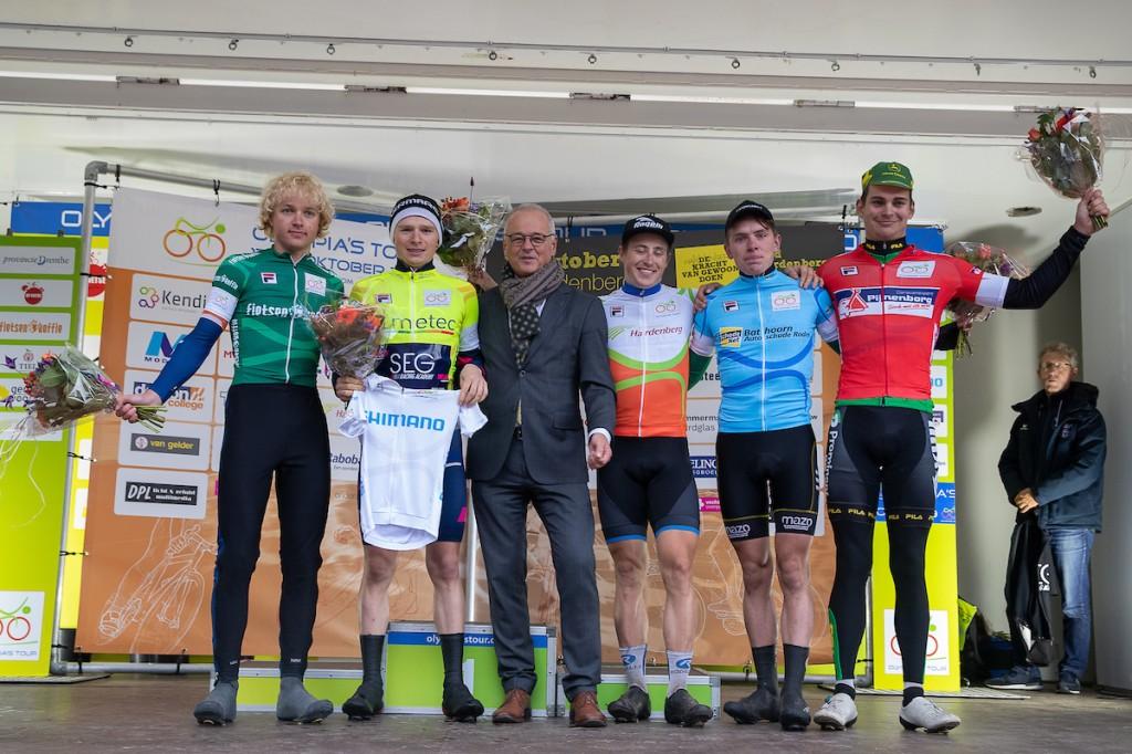 Deelnemende teams Olympia's Tour 2021 bekend