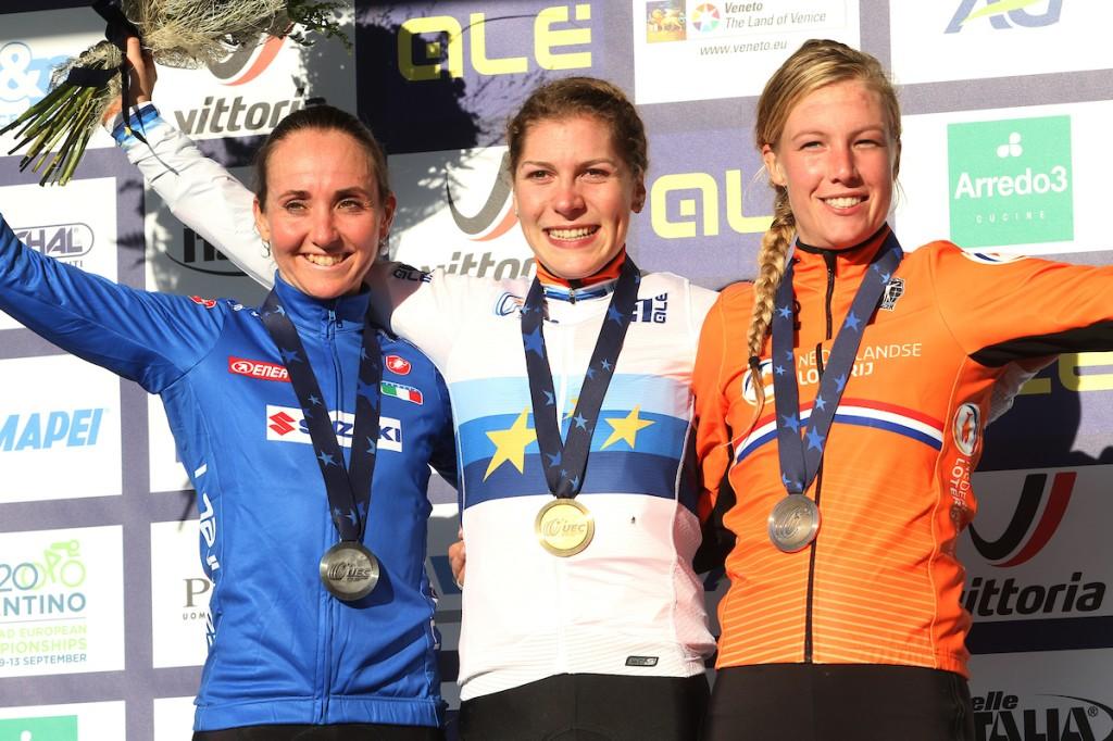 UCI-stand: Van der Poel leidt, Kastelijn stijgt