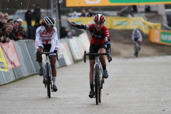 Worst topt Nederlands podium in Zonhoven