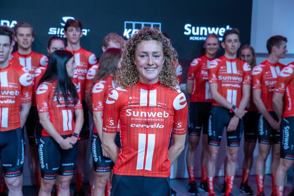 Team Sunweb voor Omloop het Nieuwsblad