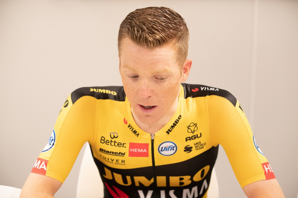 Jumbo-Visma: Kruijswijk en Rogla verder in Tour