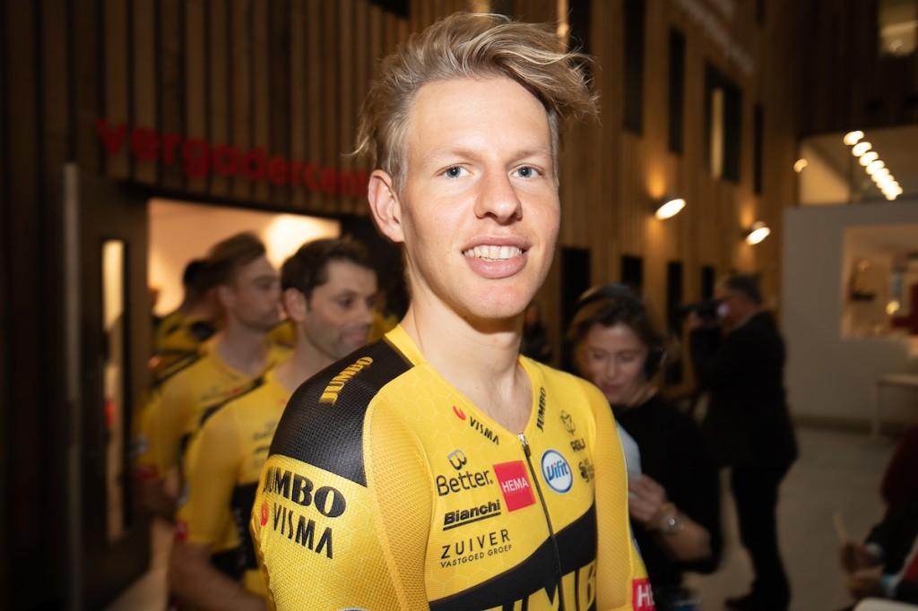 Taco van der Hoorn beste Nederlander in Tour Down Under
