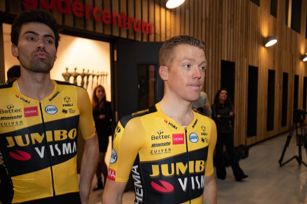 Jumbo-Visma uit Giro na positieve coronatest Kruijswijk
