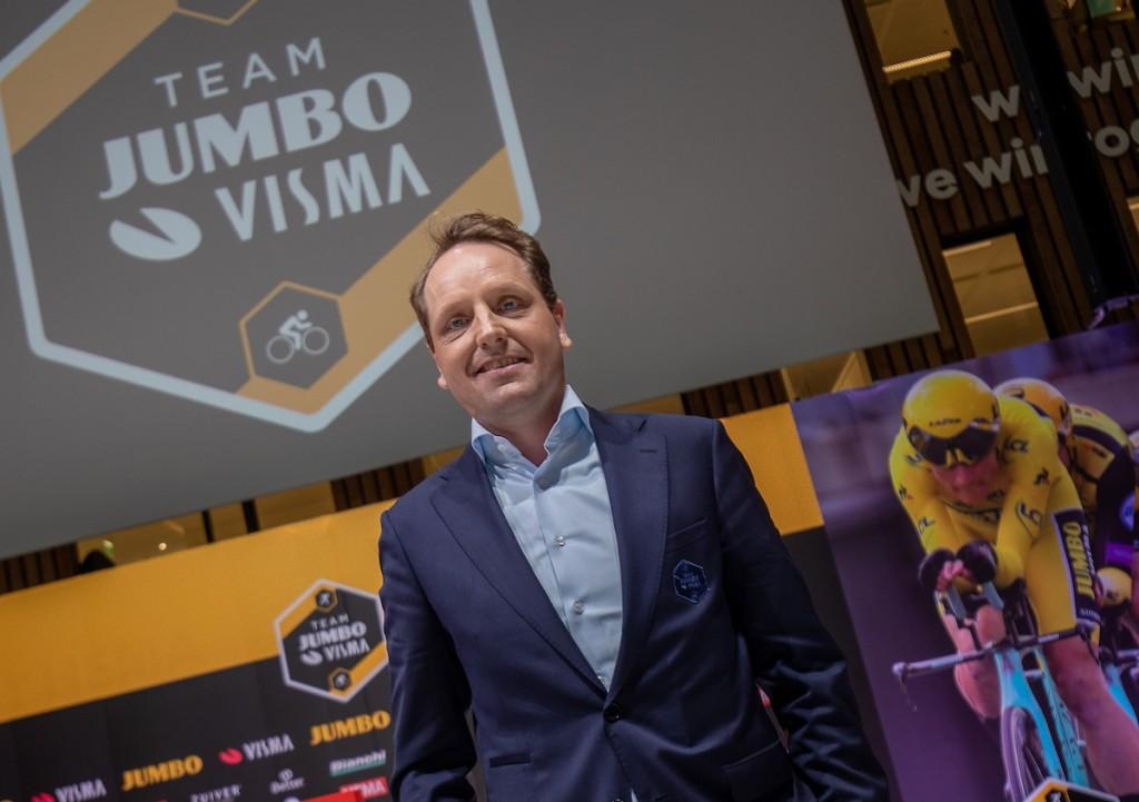 Domper Jumbo-Visma: Merijn Zeeman uit de Tour