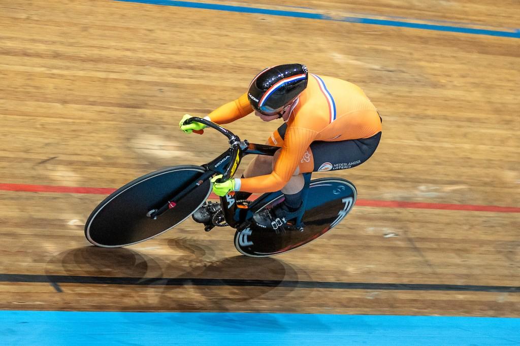 Braspennincx wint ook NK 500 meter